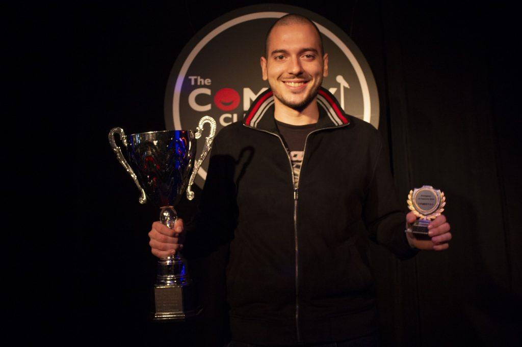 Николаос Цитиридис stand-up comedy награди