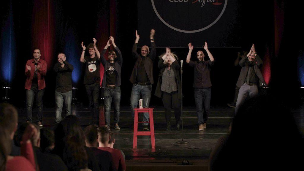 Stand up comedy awards България София